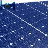 glace inférieure de panneau solaire de fer d'AR-Enduit Tempered de 3.2mm pour des pièces de picovolte