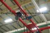 La conduite sécuritaire Kbk Workstation grue grues avec faisceau électrique voyageant palan électrique