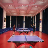 2018 Hot Sale Sports PVC plancher pour le Tennis de Table de la surface de sport