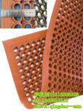 Используемая Antislip огнезащитная резиновый циновка для кухонь/резиновый пола