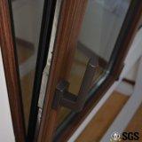 Ventana interna de la inclinación y de la vuelta del perfil de aluminio de la alta calidad, ventana de aluminio, ventana K04006