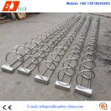 Porte-bagages électrique à bicyclette en acier inoxydable 304 en spirale