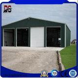 기업 창고를 위한 큰 경간 Prefabricated 강철 구조물