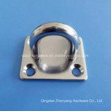 旋回装置によって溶接されるリングが付いているステンレス鋼の正方形の目の版