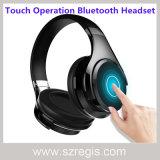 Toque em Bloqueador Wireless Bluetooth Headset estéreo para auscultadores