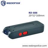 強いLEDの懐中電燈は警察(888)のためのスタン銃を