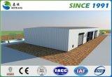 Prezzo della costruzione del magazzino della costruzione della struttura d'acciaio in Cina