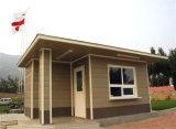 Estructura de acero Lgiht Pre-Engineered casa residencial (KXD-86)