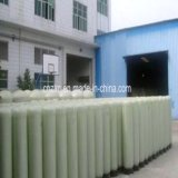 PEはさみ金FRPタンク水処理システムの軟化剤タンク
