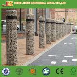 Geschweißter SteinGabionen Kasten, Gabionen Wand beibehalten