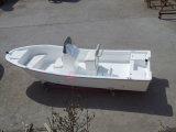 Fibra de vidrio de la consola central barco barco de pesca barco Panga 580