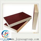 La película hizo frente a la madera contrachapada para la construcción con alta calidad