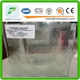 vidrio decorativo del vidrio modelado de la alta calidad de 2mm-12m m