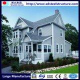 Низкая стоимость изготовления модульного легких стальных вилла здание Дома