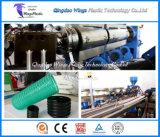 PVC 흡입 호스에 의하여 강화되는 관 밀어남 선/압출기 기계