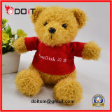 선전용 선물 장난감 장난감 곰을 인쇄하는 주문 OEM 로고