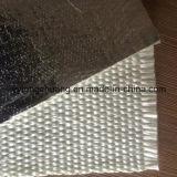 アルミホイルはガラス繊維の絶縁の布を覆った