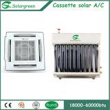 Tipo partido condicionamiento del conducto de la manera termal solar de la CA del híbrido