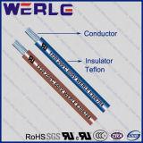 UL 1330 FEP 테플론에 의하여 격리되는 고열 전화선
