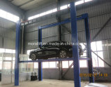 Vier Pfosten-hydraulischer Parkplatz-Aufzug (SJD)