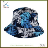 Custom 100% Cotton Fashion Outdoor Fisherman Bucket Hat