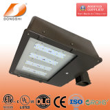 120W Shoe Box LED Street Light para estacionamento