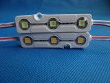 높은 발광성 새로운 5054 렌즈를 가진 방수 주입 LED 모듈