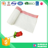 Bolso de basura plástico del lazo de Diaposable de la venta caliente