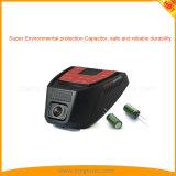 Автомобиль DVR GPS камеры черточки 2017 самый новый FHD1080p миниый спрятанный
