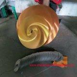 Kanzo Alimentación China Hoja de sierra circular para cortar acero cromado Rod