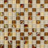 Baumaterial-Shell-Mosaik-Fliese-beige Marmormosaik-Stein-Fliese
