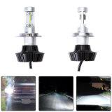Faro tutto di Philps H4 LED nelle parti di un dell'automobile LED dei fari della lampadina del faro di nebbia ricambio automatiche dell'indicatore luminoso 12V