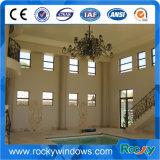 Алюминиевое фикчированное окно вентиляции воздуха