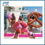 에어 매트레스 물 배 수영장 부유물 부표 Kickboard 팽창식 도넛
