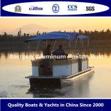 Bestyearのアルミニウムポンツーンのボート