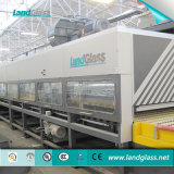 Landglass certificat CE le verre trempé de durcir l'équipement et machinerie