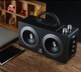 Altofalante sem fio portátil ao ar livre poderoso de Subwoofer Bluetooth mini