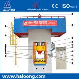 presión máxima 78kw para la máquina de la prensa de embutir del tornillo del metal 12000kn