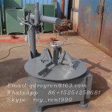 Máquina de corte de anel de pneu residual, cortador de parede lateral.