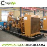 AC type groupes électrogènes de sortie de 3 phases industriels de gaz de 300kw Natual