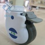 중심 제동 장치 5 기능 환자 치료 침대를 위한 전기 ICU 병상