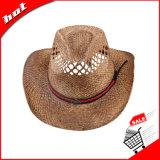 Шлем ковбоя сторновки сторновки Seagrass естественный