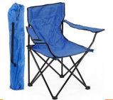 袋の袋が付いている折りたたみビーチチェアが付いているFoldableビーチチェア