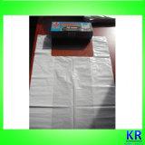 La maglietta dell'HDPE insacca la fodera dello scomparto dei sacchetti di immondizia