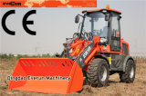 Rops&Fops를 가진 Everun 1.5 Ton Front End Loader Er15