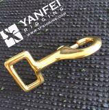 袋/犬の馬具のための索具のハードウェアの固体真鍮の旋回装置