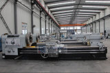 Rohr, das Drehbank-Maschine (Öl-Land-Drehbank Q1338, verlegt)