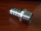 het Uitsteeksel van de Slang van het Roestvrij staal van de Draad 150lb Bsp dat in China wordt gemaakt