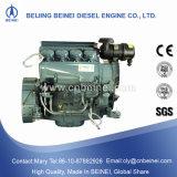 Motor diesel refrescado aire durable F4l912 para el material de construcción