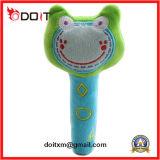 Adorável Bebê Animal Guizo Dom macio brinquedo musical para bebês berço